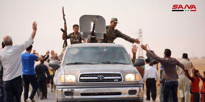 Совет старейшин провинции Хасаке: Бойцы Сирийской армии с честью выполняют свой национальный долг по защите Родины