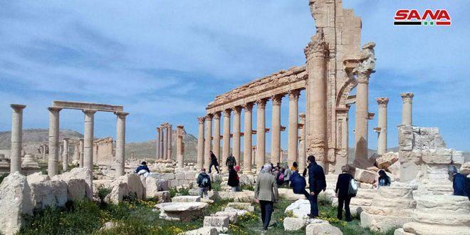 Сирия является мостом между мировыми цивилизациями и культурами