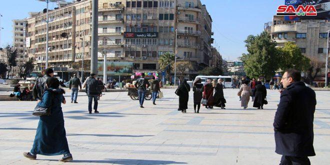 Жители Алеппо поддерживают операцию Сирийской армии против террористов