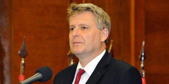 Гроспич вновь призвал к отмене экономических санкций, введенных Западом против Сирии
