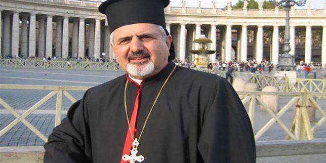 Патриарх Юнан вновь призвал остановить террористическую войну против Сирии
