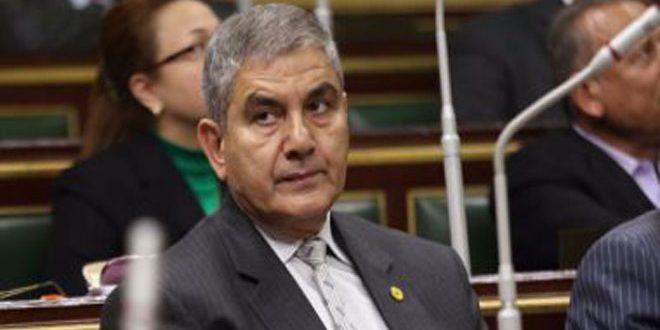 Египетский парламентарий: Принудительные экономические меры Запада против Сирии являются несправедливыми