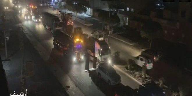 Американские оккупанты вывозят в Ирак похищенную в сирийской Аль-Джазире нефть
