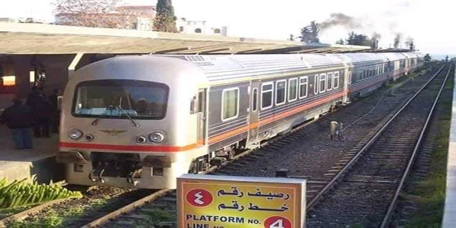 Минтранс возобновит железнодорожное сообщение между провинциями Тартус и Латакия