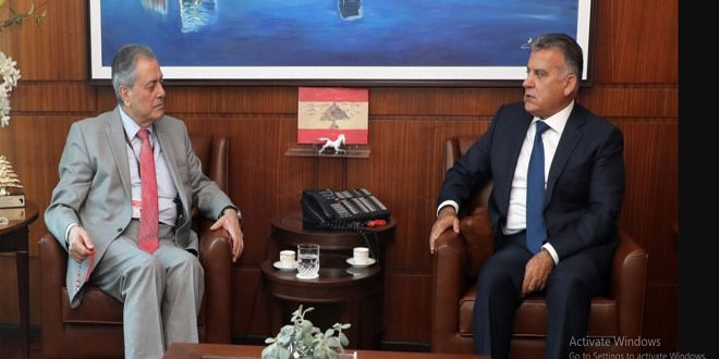 Абдель-Карим обсудил с Хури и Ибрагимом общие вопросы