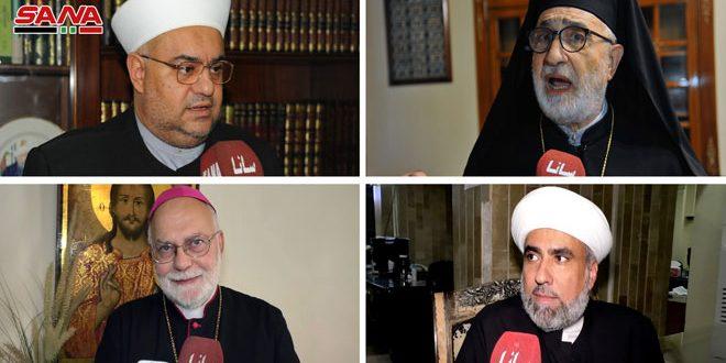 Исламские и христианские религиозные деятели: Участие в выборах в Народный совет САР является национальным долгом