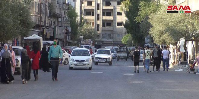 Жители провинции Дамаск подтвердили свою готовность выбрать достойного кандидата в Народный совет САР