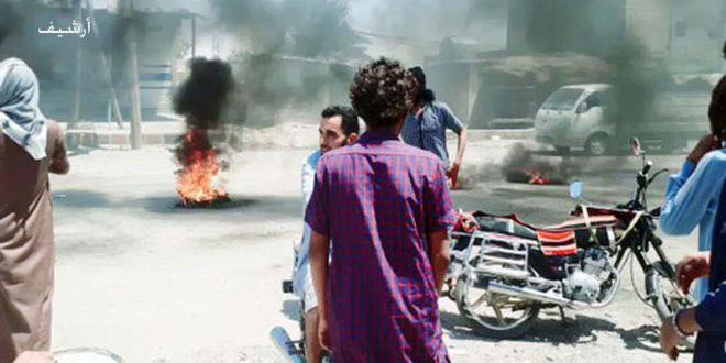 Боевики «Касад» убили жителя города Эль-Камышлы провинции Хасаке