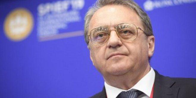 Богданов: Террористические угрозы в Идлебе до сих пор не устранены