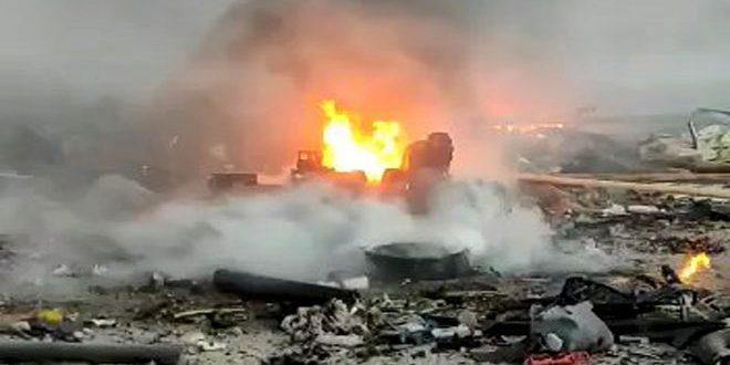 В городе Рас Аль-Айн произошел теракт, есть жертвы