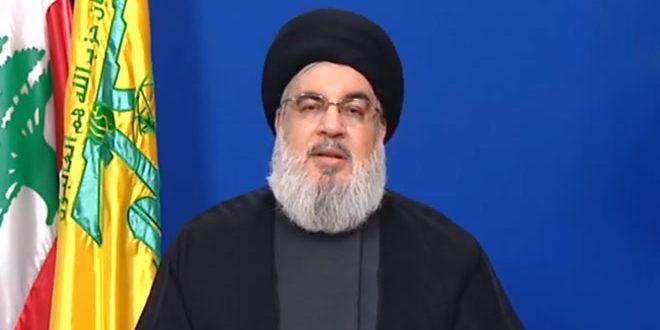 Насралла: США не оставляют попыток возродить ДАИШ в Сирии, Ираке, и Ливане