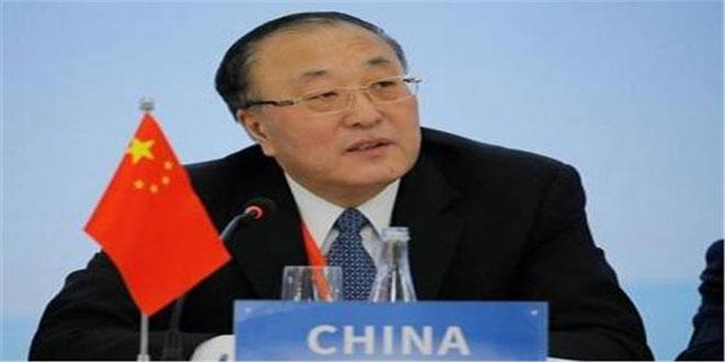Китай вновь призвал к разрешению кризиса в Сирии политическим путем