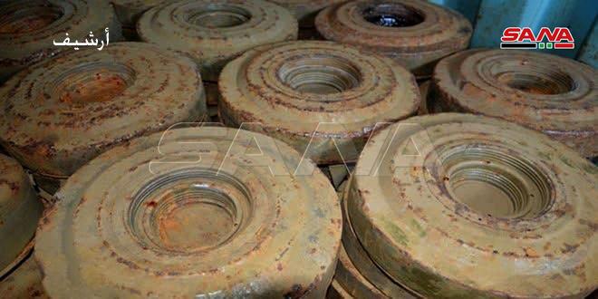 На северо-востоке провинции Хама в результате взрыва мины погиб ребенок