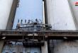 Пожаром на элеваторе в порту Тартуса пшеница не повреждена