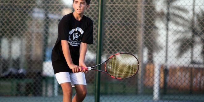 Asya Tenis Şampiyonasını Suriyeli Teym el Azma ve Ürdünlü ortağı