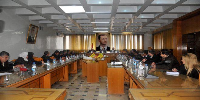 Tarım Bakanlığında Standart Belirleme Komitesi toplantı düzenledi