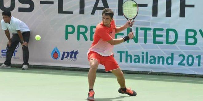 Suriyeli tenis oyuncusu Hazim Nov uluslar arası listede 125 Sırayı