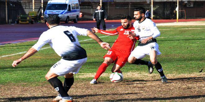 Vihda yı yenen Hıttin Futbol ligindeki ilk sırasını geri aldı