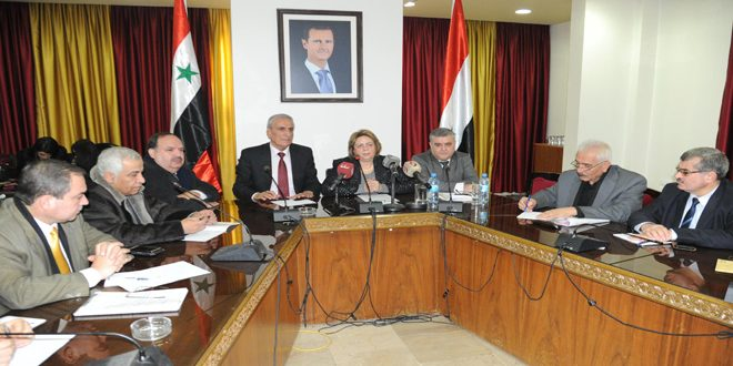 Halk Meclisinde Enformasyon Komisyonu Enformasyon Bakanıyla toplandı