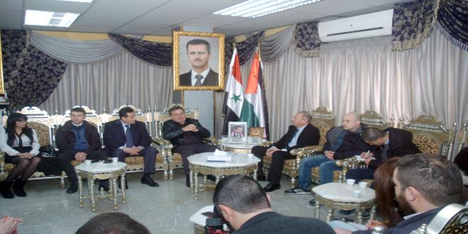 Suriye'yi Desteklemek Her İnsanın Görevidir