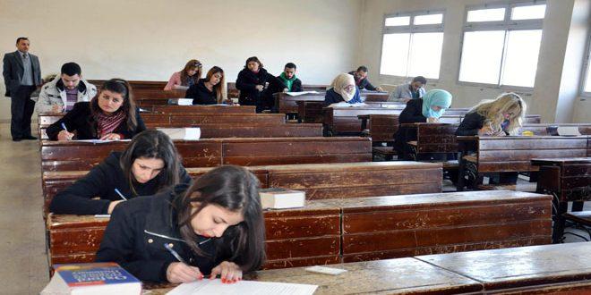 Açık Öğretim Öğrencileri Sınav Teri Döküyor