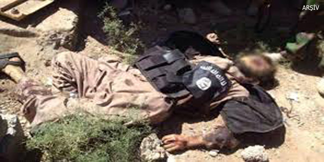 Siviller IŞİD Karargahına Saldırıp Tamamen Yıktılar
