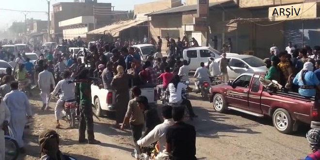 Suriyeliler Deyrezzor'da teröristleri öldürdü