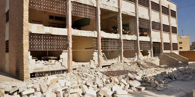 Suriye'de 6 okul daha eğitime hazırlanıyor
