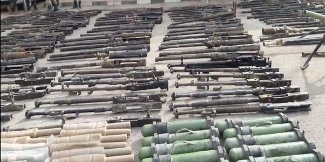 IŞİD cephaneliğinde Amerikan silahları bulundu