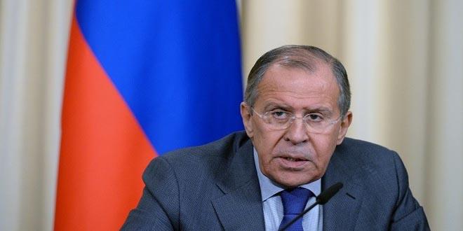 Lavrov; Suriye'nin toprak bütünlüğü ilkemizdir