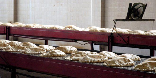 Suriye 24 ekmek fabrikası açıyor