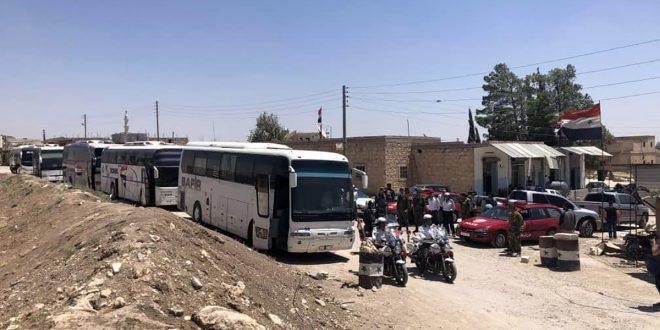 İştabrak Rehineleriyle Birlikte Fua ve Kefrayya Vatandaşları Kurtarılıyor
