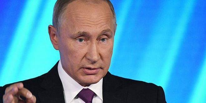 Putin: İdlib'te Silahtan Arındırılmış Bölge Kurulacak