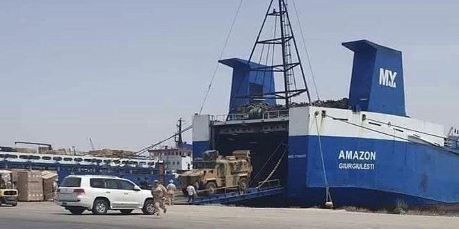 IŞİD Teröristlerini Türk Gemisi Taşıdı