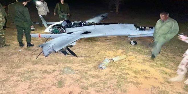 Libya Ordusu 12 Saat içerisinde 2 Türk İHA'yı Düşürdü