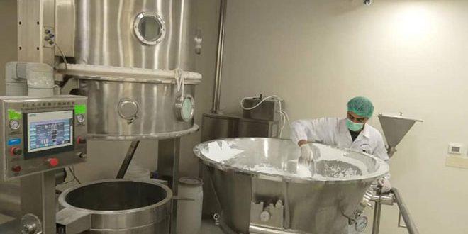 Zorunlu yaptırımlara Karşın Suriye Veteriner İlaç Üretip İhraç Ediyor