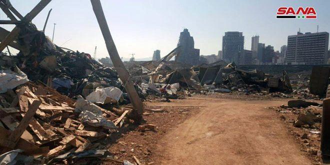 Bilad el Şam Alimleri Birliği Lübnan Halkıyla Dayanışmasını Dile Getirdi