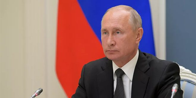 Rusya Başkanı Putin Koronavirüse Karşı İlk Aşının Tescilini Duyurdu