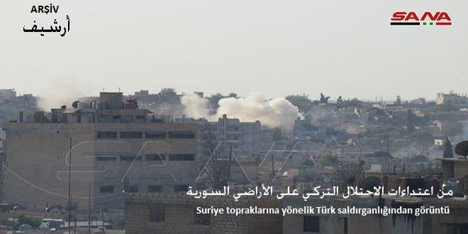 İşgalci Türk Güçleri Haseke Kırsalından 14 Sivili Kaçırdı