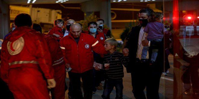 Suriye Hükümetinin Sağladığı Kolaylıklarla.. El Hol Kampından Ailelerin Arnavutluk'a İade Eden İnsani İşbirliği