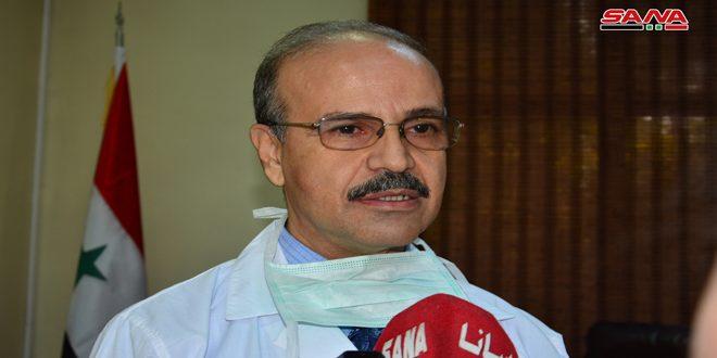 El Muctehid Hastanesi Müdürü: Şüpheli Korona Vakalarının Sayısı Arttı