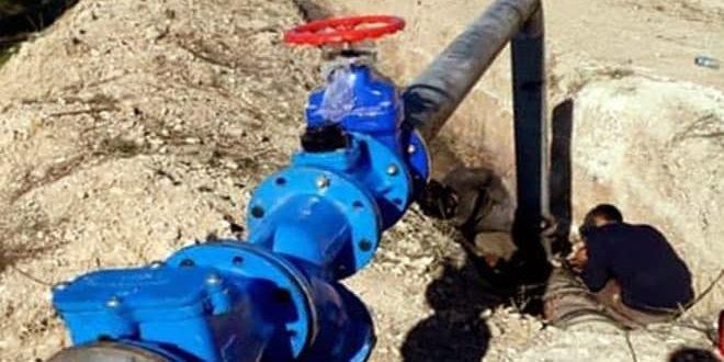 Haseke Suları: Bakım Atölyeleri Alluk İstasyonu'ndaki Tüm Kuyuları Çalıştırmaya Çalışıyor