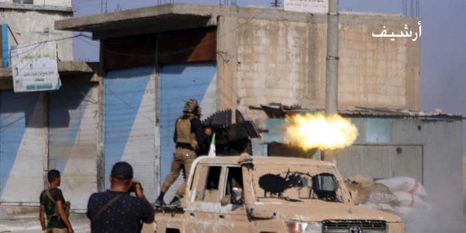 Türk rejiminin Kiralıkları Halep Kırsalından Birkaç Sivili Kaçırdı