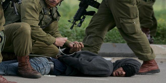 İşgalci İsrail Güçleri, Beyt Lahm Kentinde 3 Filistinliyi Tutukladı