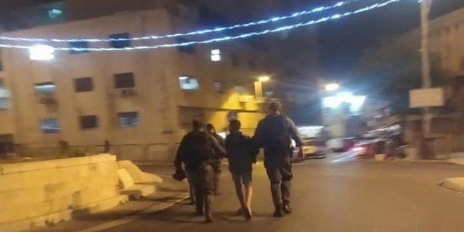 İşgal Güçleri Mescid-i Aksa'ya Baskın Düzenleyerek 8 Filistinliyi Tutukladı