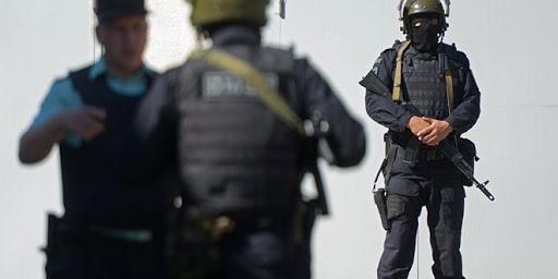 Özbek İçişleri Bakanlığı: Suriye'de Terörizmi Destekleyen Aşırılık Yanlılarının Tutuklandı