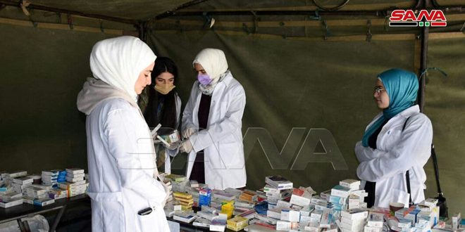 Al-Wadi International Private University launches an initiative to distribute medicine free