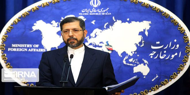 Tehran: It is necessary to cancel the embargo measures in order to return to our commitments to the nuclear agreement