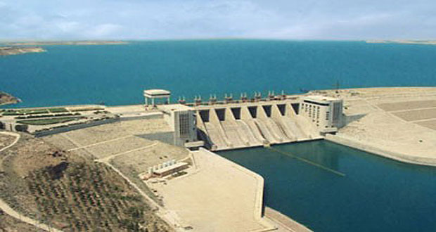 Minister: Reports of drop in Euphrates River water levels