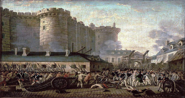 the factors that contributed to the destruction of the bastille in france The french revolution was an enormous social reorganization affecting some twenty-five million people in france and countless others in regions as geographically distant as haiti.